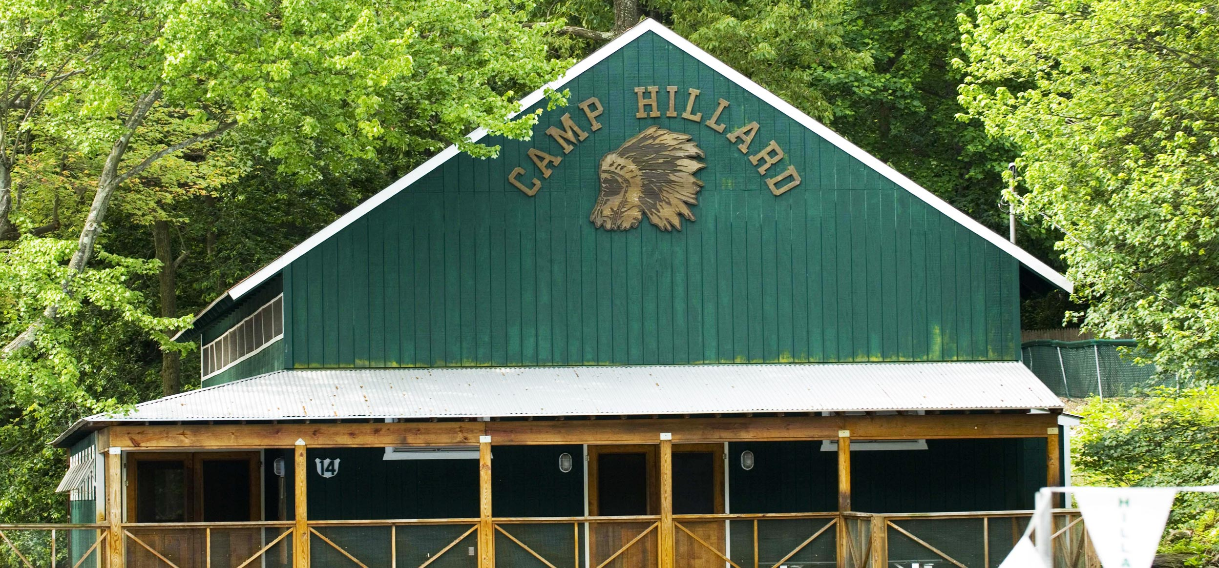 The Camp Hillard Facility
