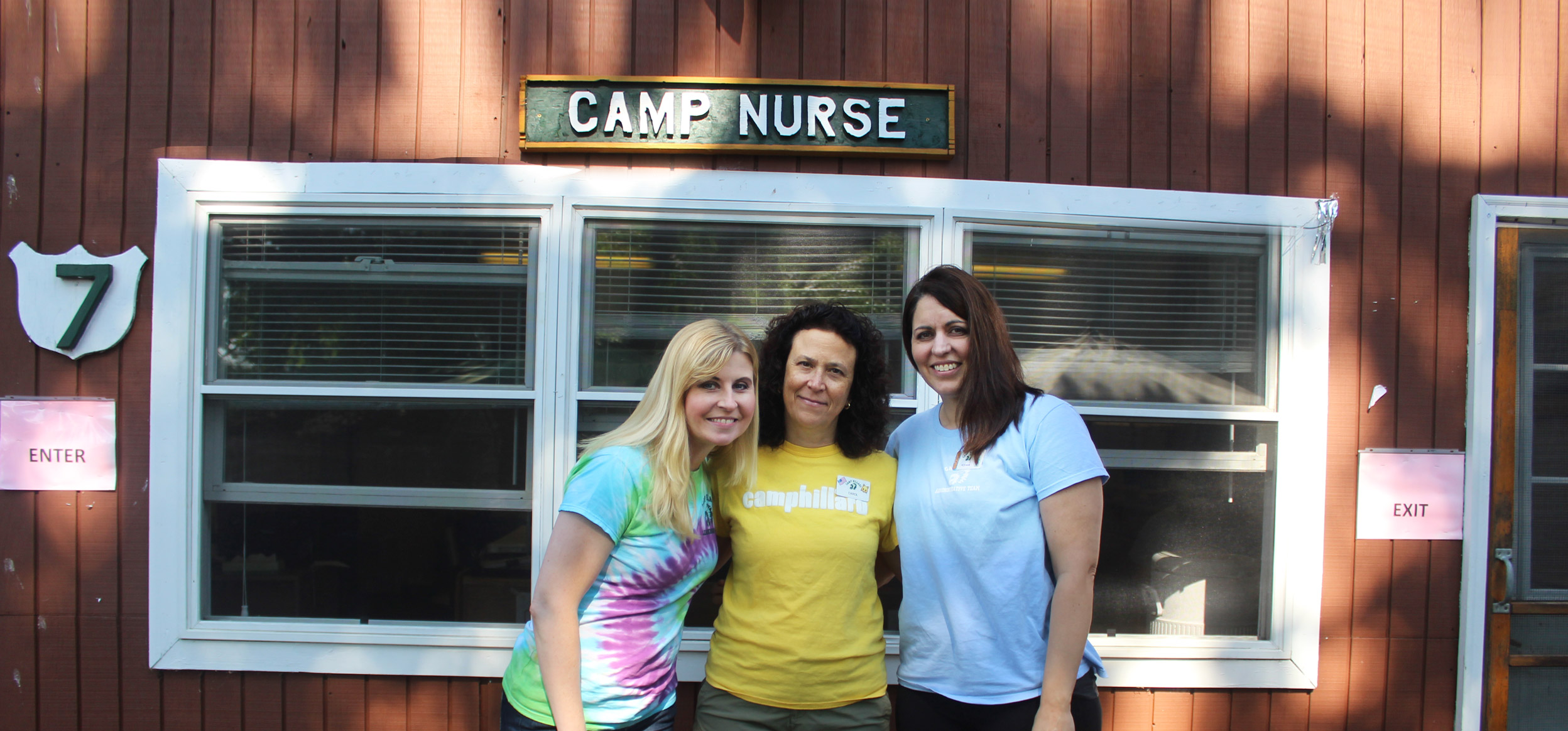 Health Center at Camp Hillard Day Camp