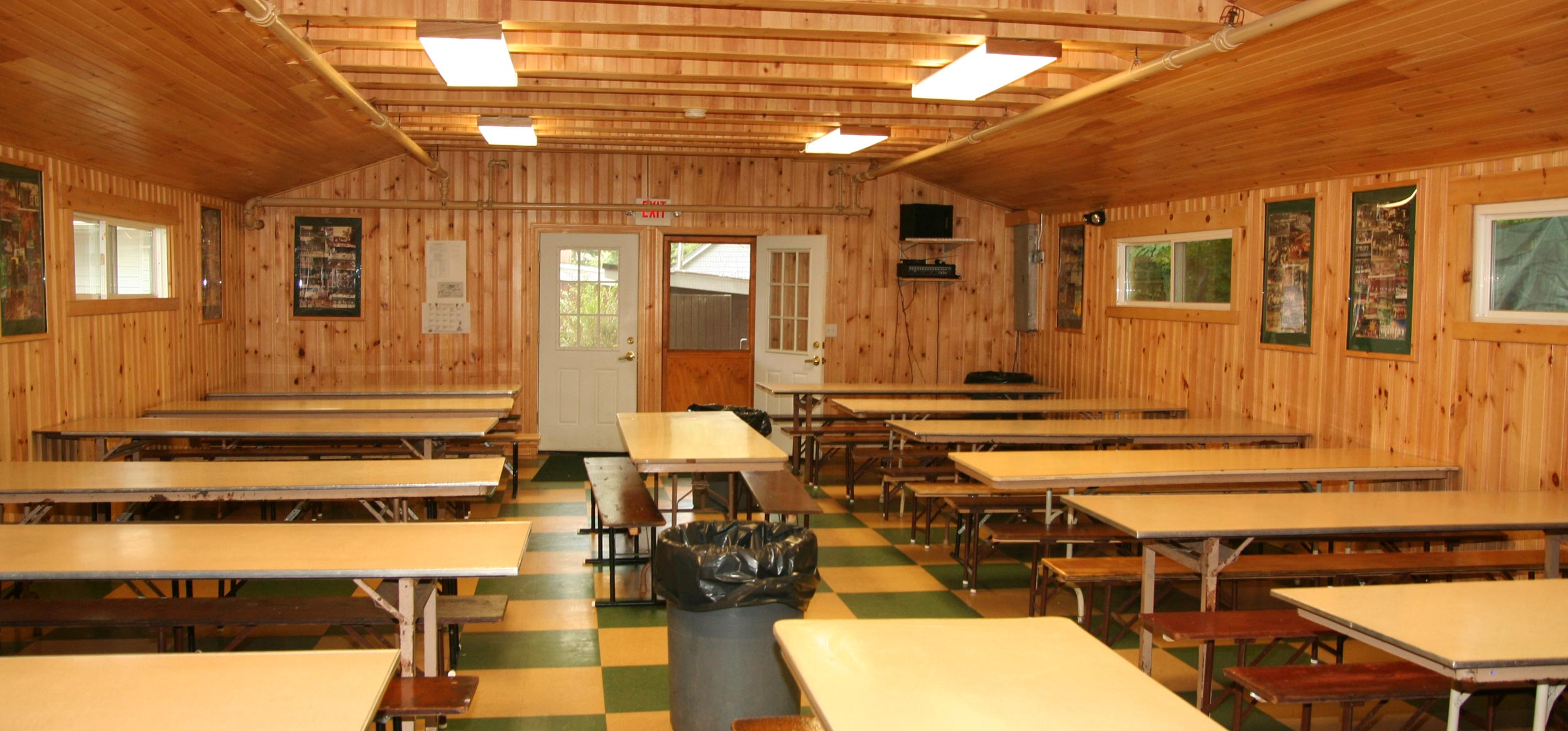 Lunches and Snacks at Camp Hillard Day Camp